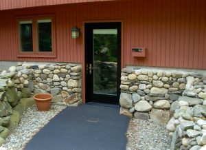 Acupuncture Center of Andover, MA   Office Entrance